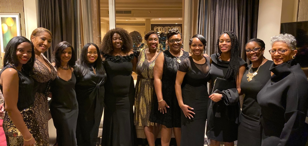 Nielsen associates participate in Black Enterprise's Women of Power Summit