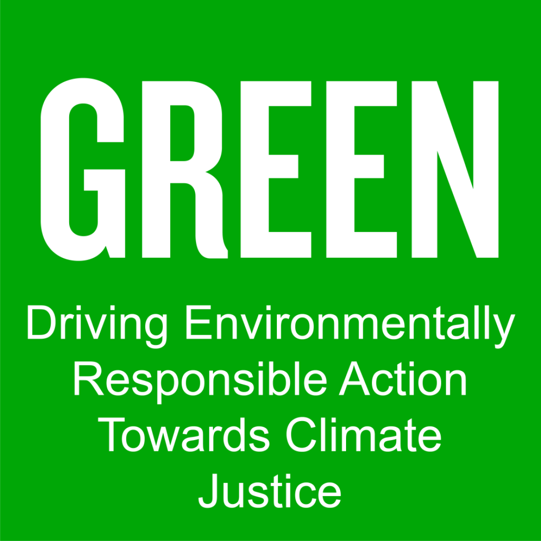 Driving Environmentally Responsible Action Towards Climate Justice