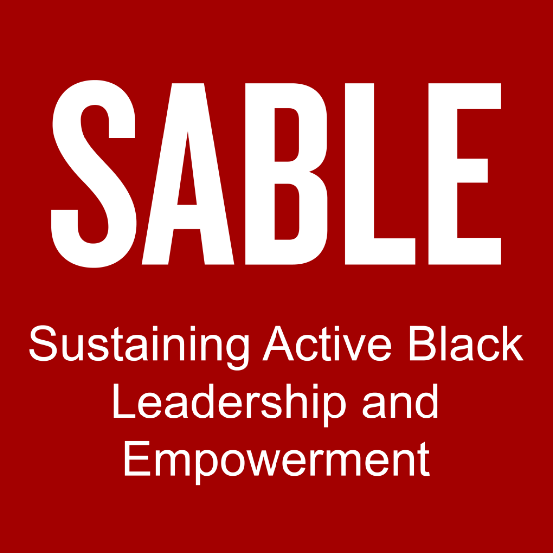 Sustaining Active Black Leadership and Empowerment